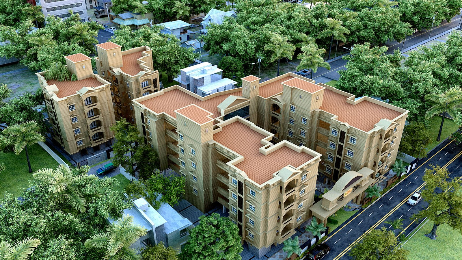 Plots in Medavakkam